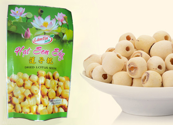 Dried lotus seeds 100g